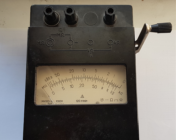 Продам Мегометр М4100/4