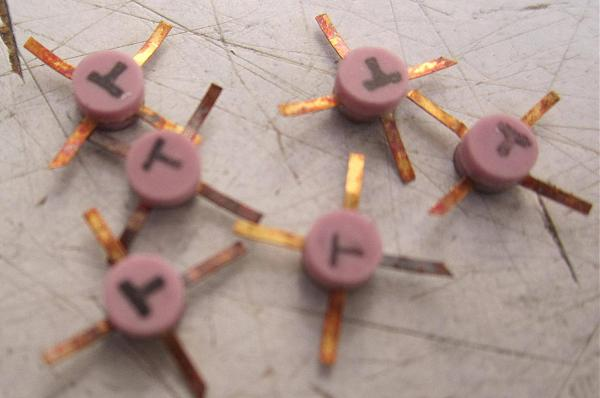 Продам Транзисторы 2Т643А-2