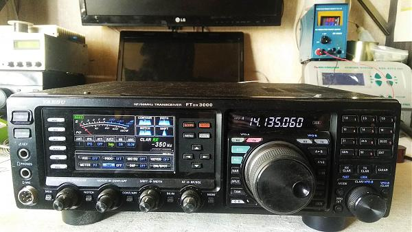 Продам ftdx-3000