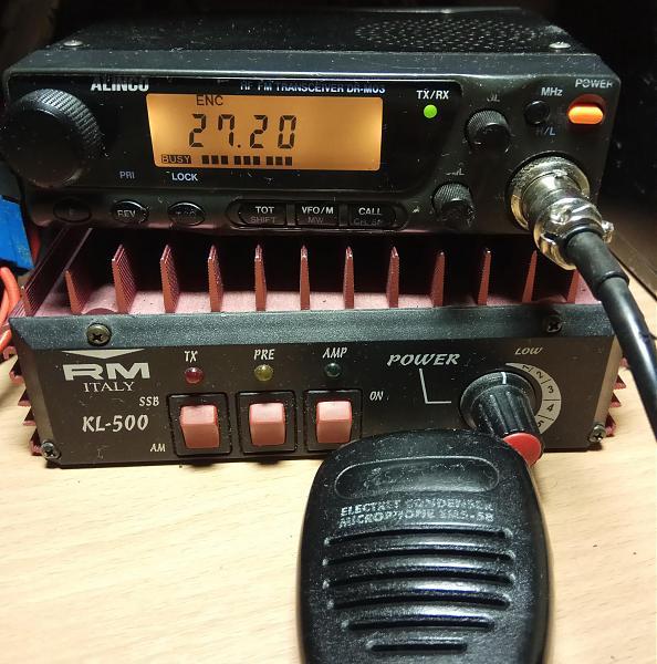 Продам Рация Alinco DR-M03SX на СВ и нижний Low band 26-3