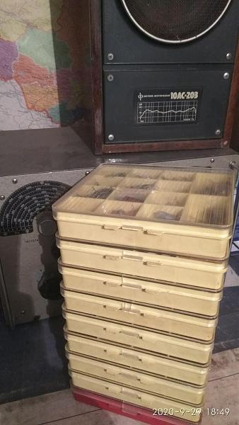 Продам Детали в коробках