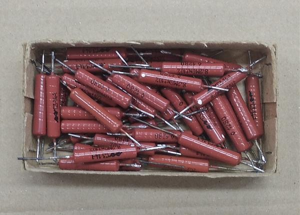 Продам Резисторы С3-14-1, 8.2МОм