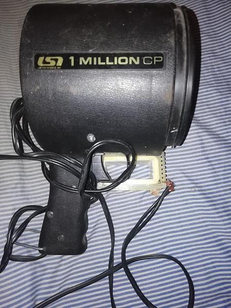 Продам мощная фара-фонарь