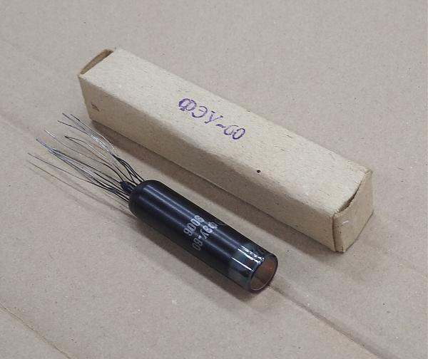 Продам Фотоэлектронный умножитель ФЭУ-60