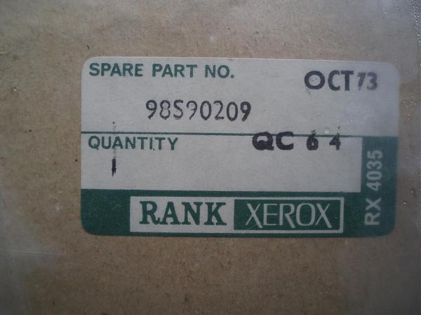 Продам Новые Нагревательные Спирали RANK XEROX RX 4035