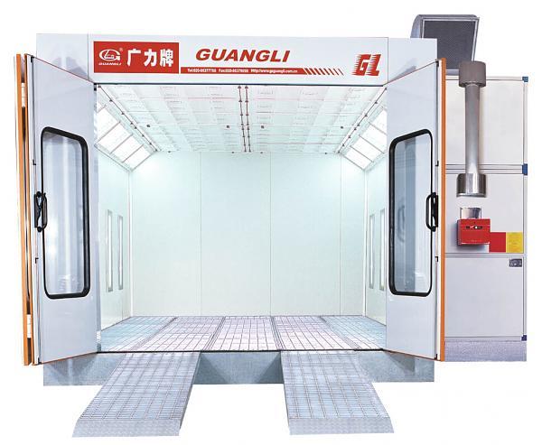 Продам окрасочно-сушильная камера guangli gl3