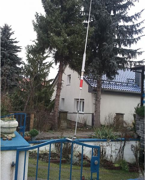 Продам Вертикальная КВ антенна для походов и выездов