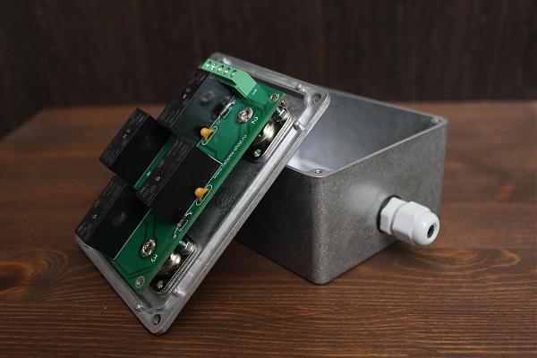 Продам Антенный коммутатор (4 антенны)