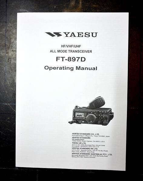 Продам Полное описание трансивера FT 897