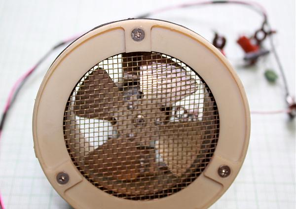 Продам Приточный вентилятор d 80mm ДПР-42-Н1