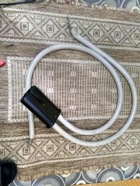 Продам провода прикуривателя камаза