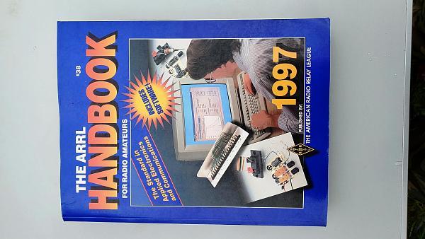 Продам The ARRL HANDBOOK 1997
