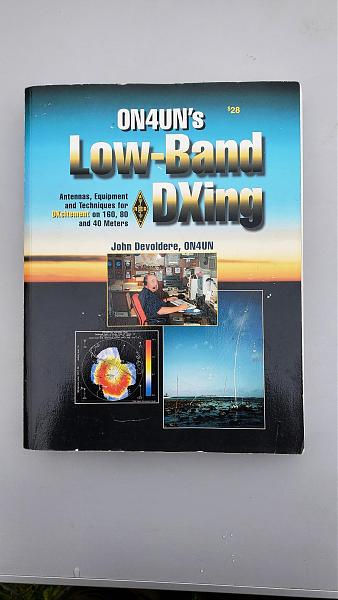 Продам ON4UNs Low-Band DXing