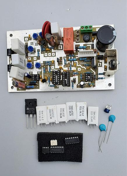 Продам G3SEK Triode Board