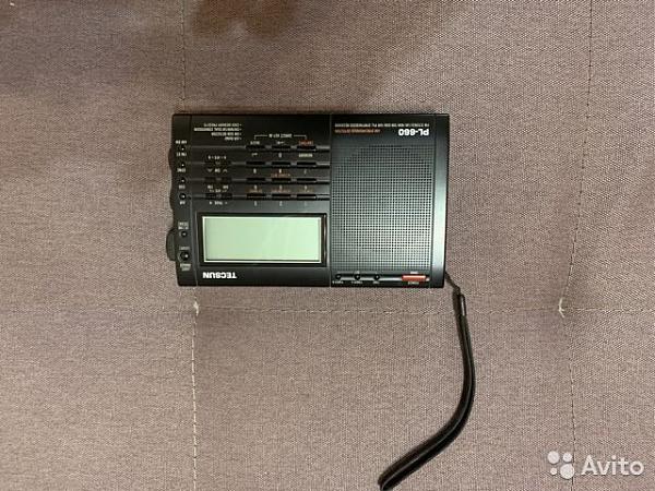 Продам Радиоприёмник Tecsun PL660