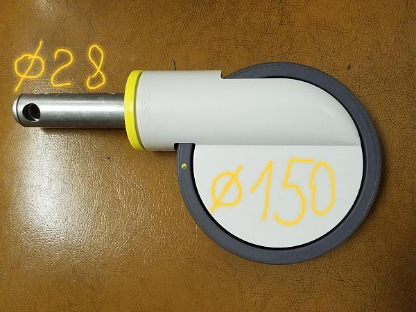 Продам Колесо 150/32 мм