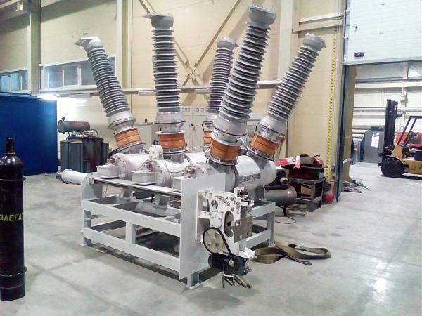 Продам Высоковольтное оборудование 6 кВ 220 кВ