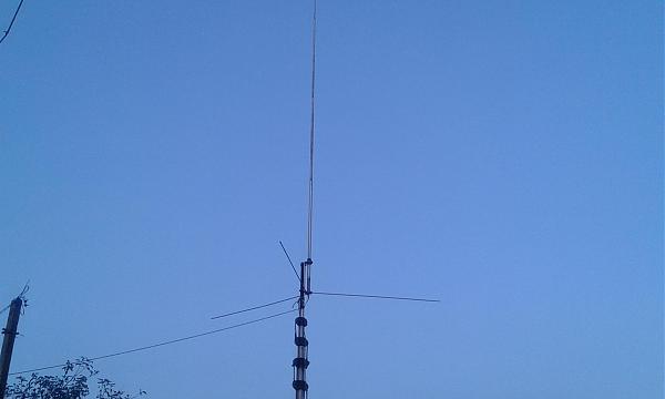 Продам midland - 5/8 на 27МГц