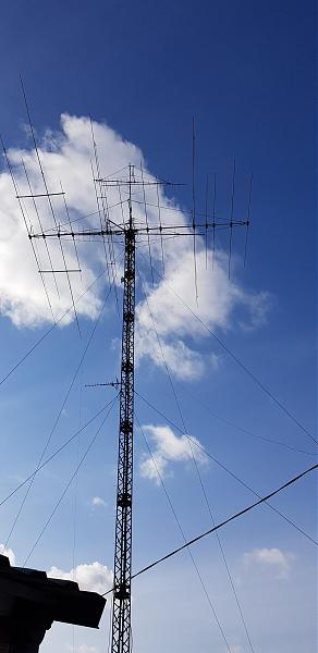 Продам комплекс антенн