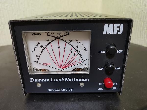 Продам Ксв Ватт метр с эквивалентом нагрузки MFJ-267