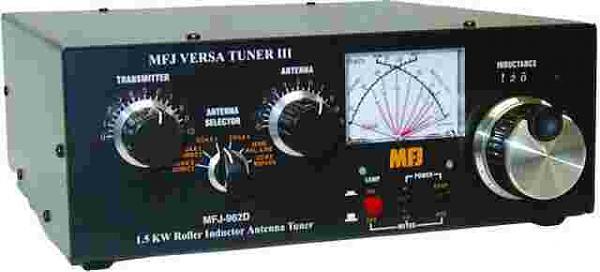 Продам Тюнер антенный МFJ-962 1 - 30 MГц, до 1500 Вт