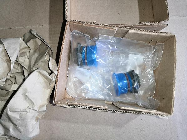 Продам Разъёмы СНЦ144-11/19ВО11-AWП, 2012г, упаковка