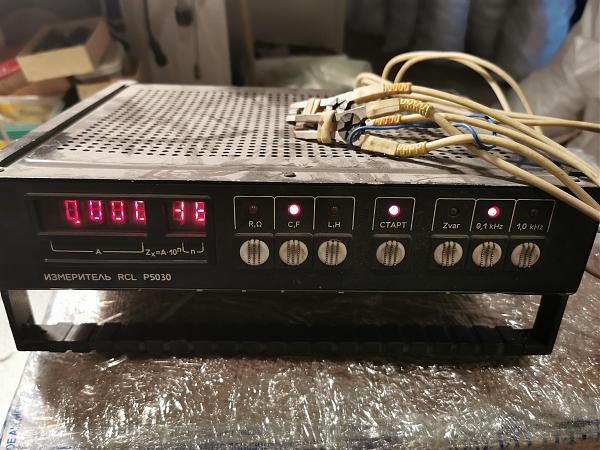Продам Р5030 измеритель RLC