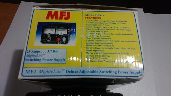 Продам бп mfj 4225 mv