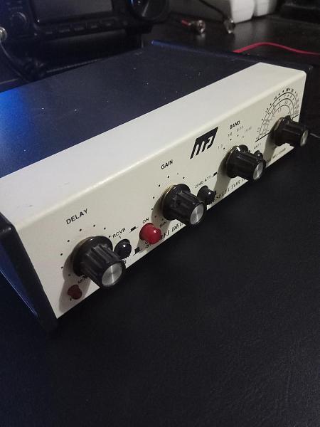 Продам Преселектор MFJ-1040B