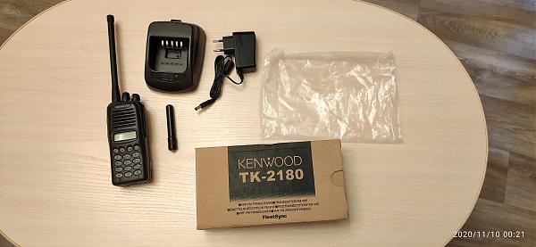 Продам Kenwood TK-2180
