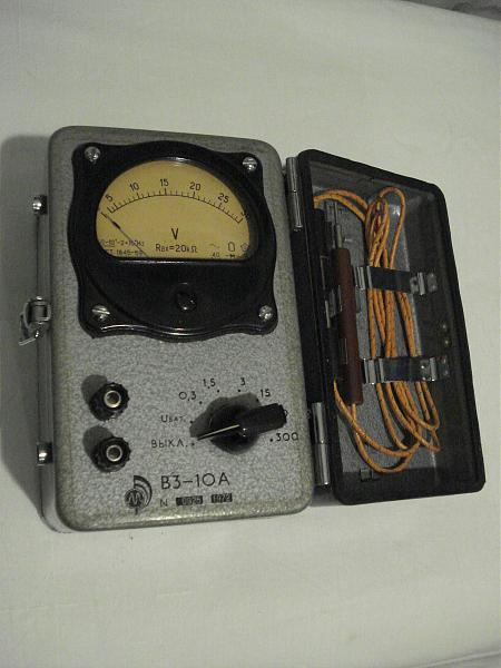 Продам Измеритель В3-10А