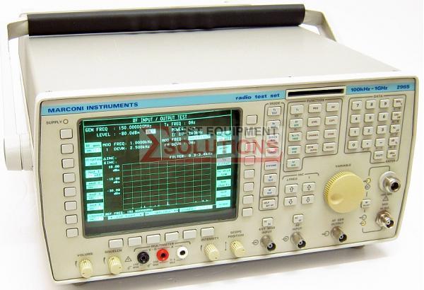 Продам Marconi instruments 2965 радиотестер
