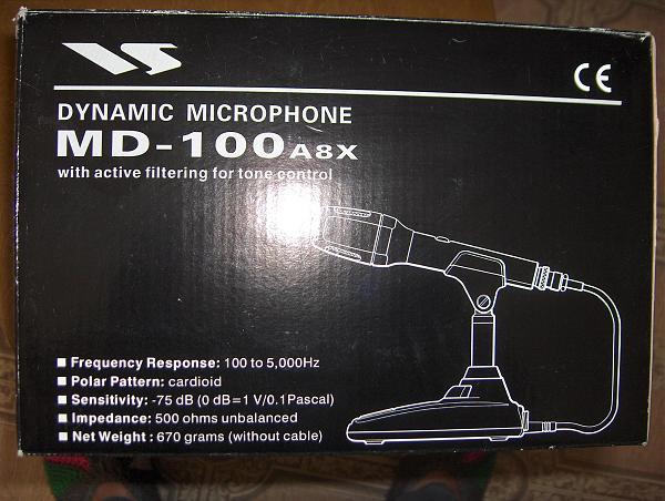 Продам Микрофон настольный