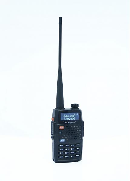 Продам Радиостанция КРУИЗ-63 (136-174 МГц, 350-400, 400-480МГц, 128 кан, 5Вт)