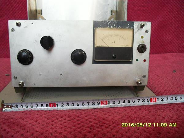 Продам Усилитель на 3-х ГУ-50