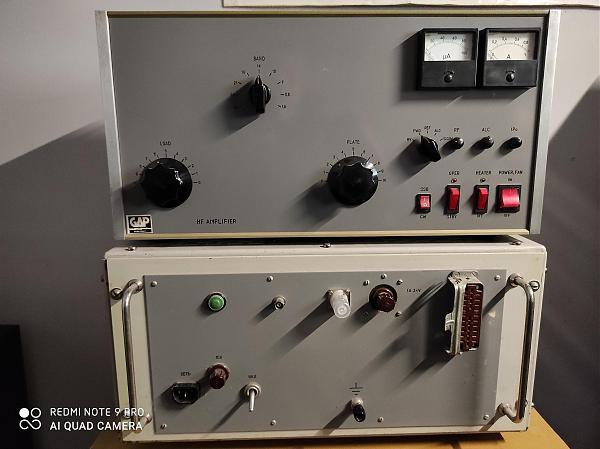 Продам Усилитель на ГС-31Б