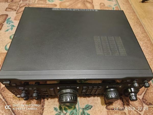 Продам Ft-920
