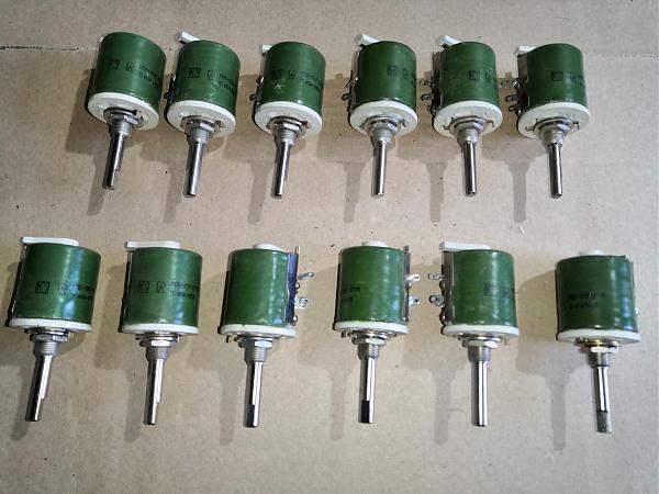 Продам Резистор переменный ППБ-25Г, 15 ком, 10%