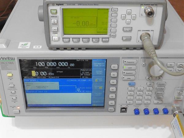 Продам Измеритель мощности HP Agilent E4418B + 8481A
