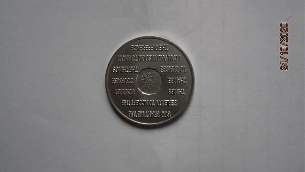 Продам Две редкие монеты сообщества АА