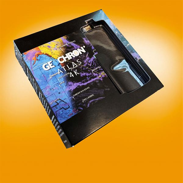 Продам Geochron Atlas 4K