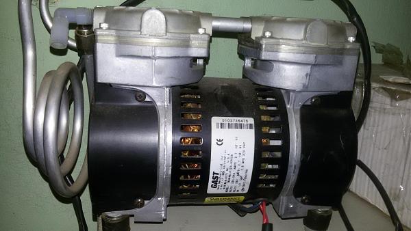 Продам Компрессор gast 75R645-P123-H302X