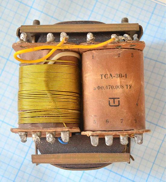 Продам Трансформатор ТСА-30-1