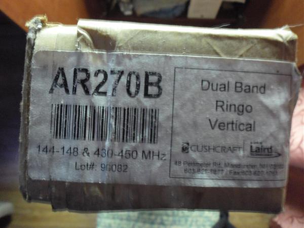 Продам Cushcraft AR270B