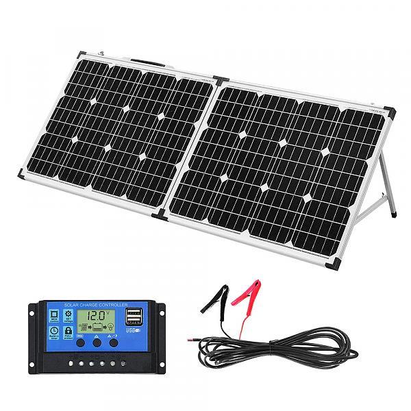 Продам Солнечная панель, БАТАРЕЯ 12 В, 100 Вт