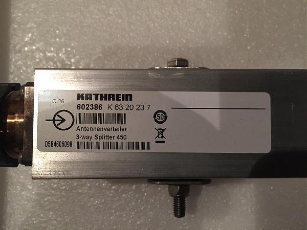 Продам Делители/сумматоры на 2 и на 3 на 360-530 МГц