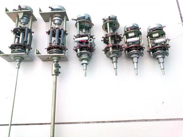 Продам Галетные переключатели разных типов
