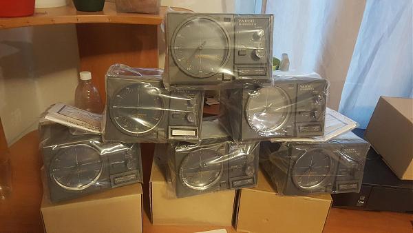 Продам Новые пульты Yaesu G-800 DXA цена 6500р