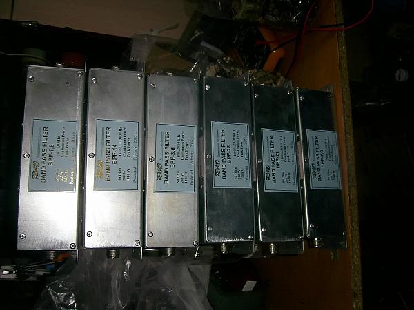 Продам BPF-1.8, 3.5, 7.0, 14.0, 21.0, 28.0 -полный комп