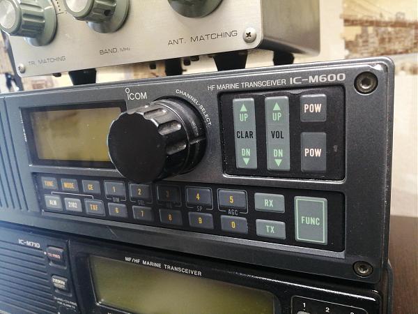 Продам icom m-600